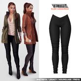 TETRA - Klee leggings (Black)