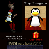 Penguin Toy Giftable