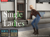 A&M: Beyonce's Single Ladies - solo dance (BENTO hands) :: Feature RnB dance improvisation (Put a Ring on It)
