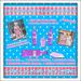 [: Kawaii Couture :] Absolutely Cute Single Set Purple