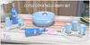[: Kawaii Couture :] Cutie Cocktails Party Set - Blue
