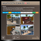 AVALON : Multi-CCTV Cam 01H v1.1
