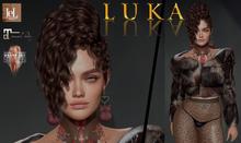 L U K A -  Matelda Shape For LeLUTKA Evo dated Nova Head 2.5