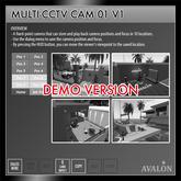 AVALON : Multi-CCTV Cam 01 (DEMO)