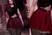 Little Fox - Courtney skirt // ALL COLORS