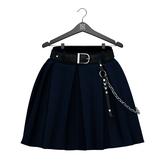 Little Fox - Courtney skirt // cobalt