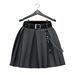 Little Fox - Courtney skirt // grey
