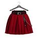 Little Fox - Courtney skirt // red