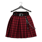 Little Fox - Courtney skirt // tartan1
