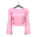 Little Fox - Anita sweater // pink