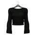 Little Fox - Anita sweater // black