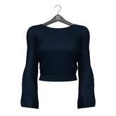 Little Fox - Anita sweater // cobalt