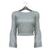 Little Fox - Anita sweater // grey