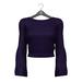 Little Fox - Anita sweater // plum