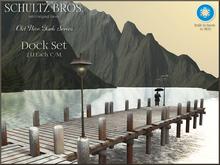 Old New York: Dock Set w/ BIS