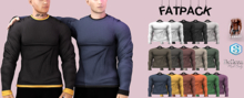 MAZA Sweater Belly Pooll FATPACK