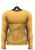 MAZA Sweater Belly Pooll // Yellow//