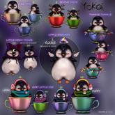5.YOKAI - Pinguino Time - Festive Taste (red)