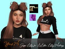 Lilly Shape f. Lelutka Lilly 2.5/Maitreya Lara