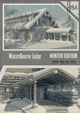 -Hisa- Winterbourne Lodge and Winter Edition
