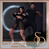 Sync'D Motion__Originals - Murder II Pack