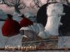 -SKIFIJA- King Targitai fur boots(White) Pack