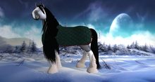 Quilted Blanket TeeglePet Clydesdale