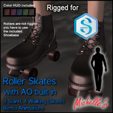 Michelle's - Roller Skates SIGNATURE Male