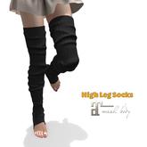 Maitreya High Leg Socks