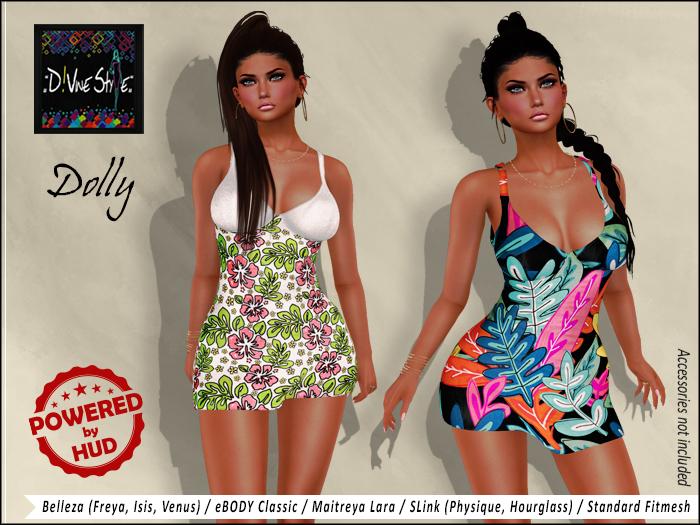 :: D!vine Style :: Dolly - Mini Dress