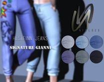 UNFOLDED // Hesteinn Jeans # FATPACK