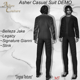 Asher Casual Suit DEMO (Add)