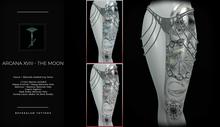 NT - Arcana XVIII - The Moon  // Add