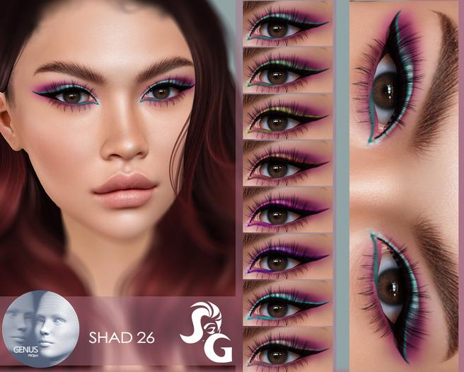 ::SG:: GenusShadow 26
