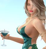 HUD INSPECT What Is She Wearing/O QUE ELA ESTA VESTINDO