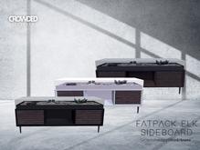 Crowded Room - Elk Sideboard - FATPACK