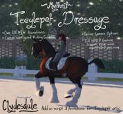 ~Mythril~ Teeglepet Dressage: Clydesdale