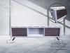 Crowded Room - Nord Tv Console - White