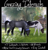 ~Mythril~ TEEGLEPET INTERACTS: Grazing Actions