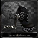 •´¨*•DEMO ~ Wonderland Cheshire Cat Stilleto's ~