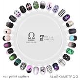 "alaskametro<3 ""Dead Cute"" nail art appliers | OMEGA applier | MAITREYA applier"