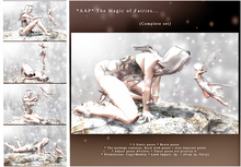 *AAP* The Magic of Fairies... Complete Set