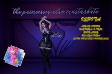 B&L Perfect Body-Ispita-Dress & Clips-Black