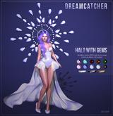 +Dreamcatcher+ Halo with gems