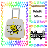 *KT* Suitcase Sunflowerpals >BOXED<