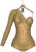 JF Design- Taylor Jumpsuit - Gold