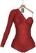 JF Design- Taylor Jumpsuit - Red