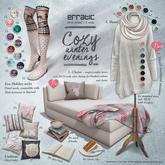 07.erratic / cwe - shawl / beige