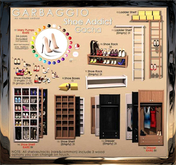 Garbaggio // Ladder Shelf