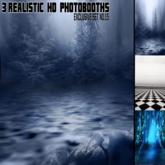 .:F L O Y D:.Exclusive 3 HD Photobooths Set No15